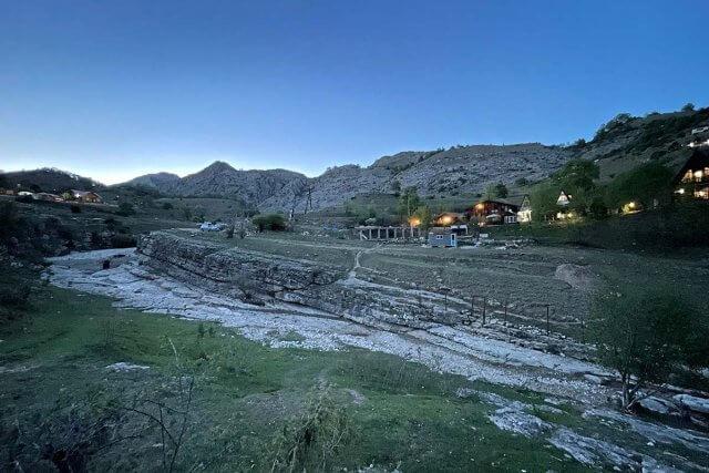 село Гуниб Дагестан