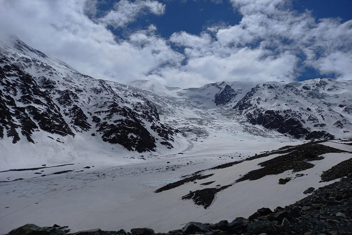 Ледник Майли