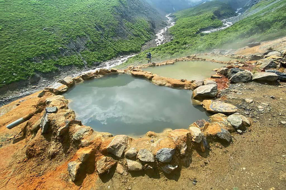 Кармадонские ванны