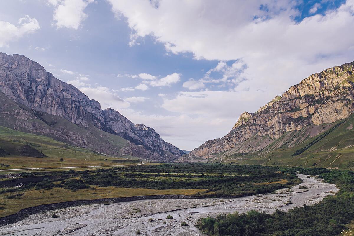 Река Гизельдон